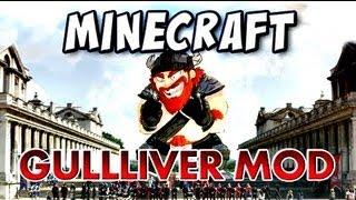 Minecraft- Mod Gulliver 1.3.2 + download da pasta .minecraft XD