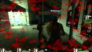 Left 4 Dead 2 - Omniabsence & Keefikus - Part 5