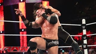 Randy Orton vs. Seth Rollins - WWE World Heavyweight Championship Match: Raw, Aug. 10, 2015