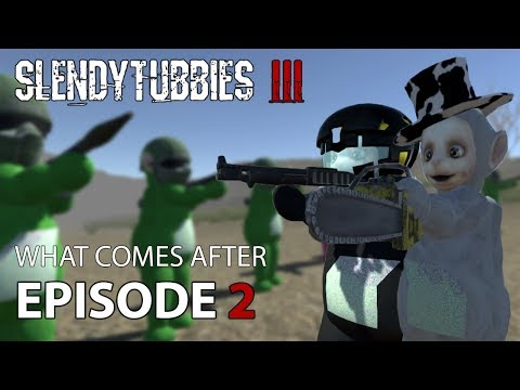 Slendytubbies 3 Mini-Series: What Comes After - Part 2