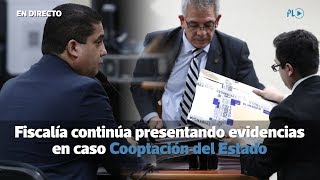 Monzón detalla evidencias en Caso Cooptación del Estado | Prensa Libre