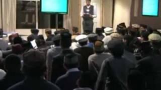 Gulshan-e-Waqfe Nau (Khuddam) Class: 10th January 2010 - Part 6 (Urdu)