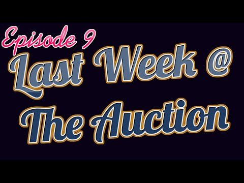 Last Week @ The Auction - Top 10 Results Show (S1 Ep9) PBS