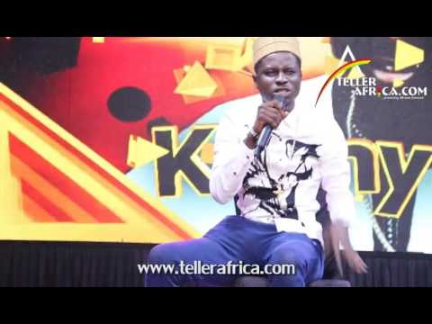 Download Kenny Blaq's Thrilling Performance @ AY LIVE Port Harcourt (2016)