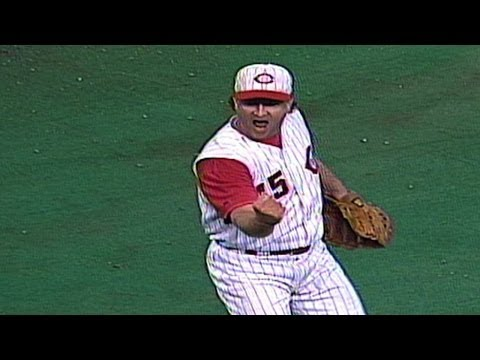 1995 NLDS Gm3: Reds complete sweep of Dodgers