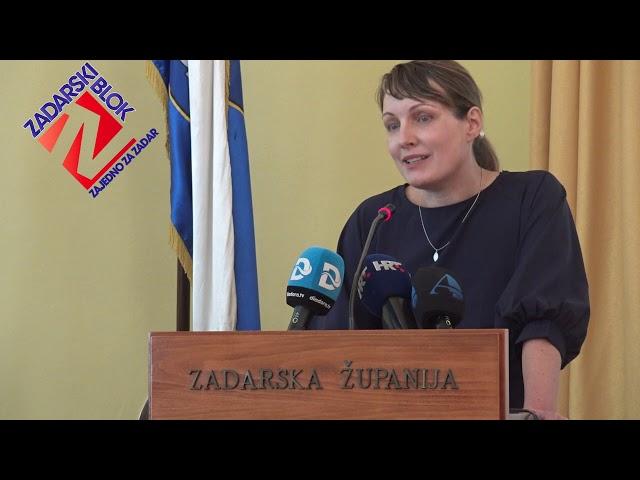 Marjana Botić - HDZ podržava veleizdaju i posezanje za našim teritorijem  (24.06.2019.)