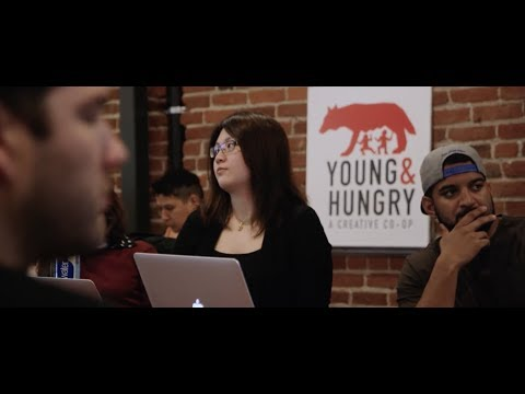 Young & Hungry: Experiencing Ad Agency Life Before Graduation