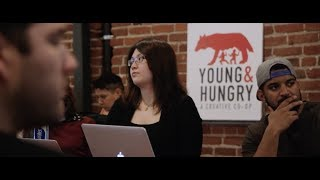 Young & Hungry: Experiencing Ad Agency Life Before Graduation thumbnail