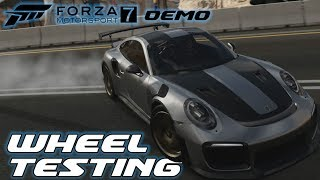 Logitech G920 Settings Forza Motorsport 7 - Ржачные видео