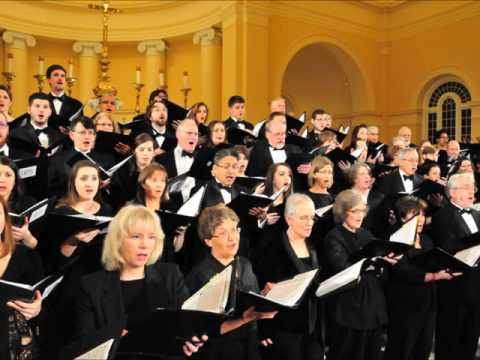 "The Baltimore Choral Arts Society performs Mozart's ""Requiem""  Introitus"