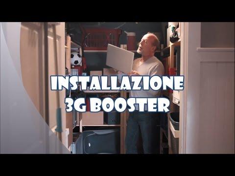 Installazione 3G Booster