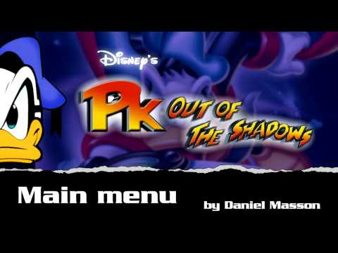 Disney's PK: Out of the shadows - Main Menu [OST]
