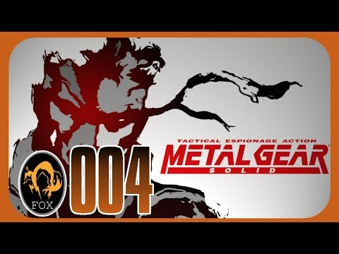 Metal Gear Solid❗#004 - Call me maybe... [ACTION] Let´s Play MGS