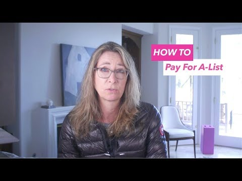 How to pay for A-list!
