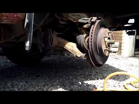 1997 Blazer Passenger front CV Axle & inner seal replacement