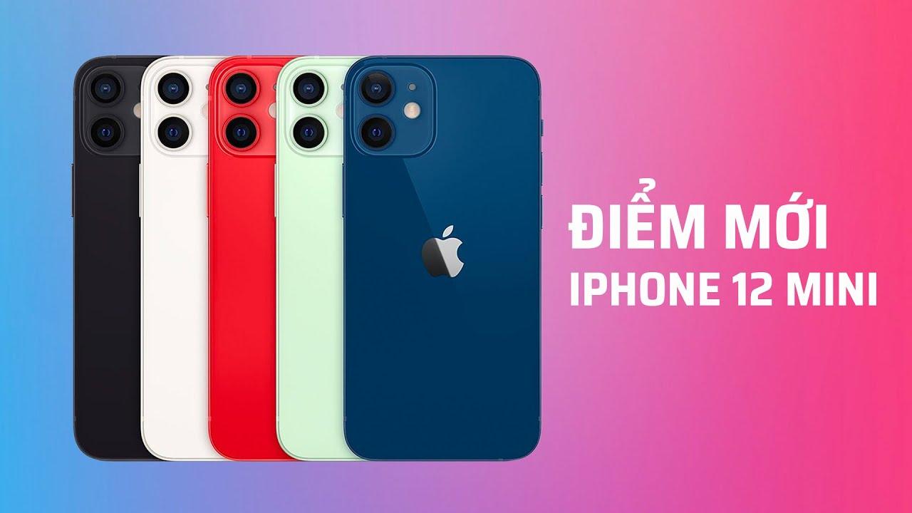 Những điểm ấn tượng trên iPhone 12 Mini