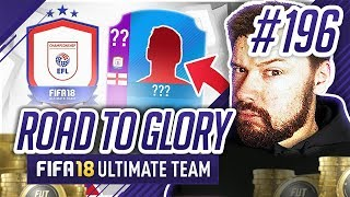 COMPLETING LEAGUE SBC!! - #FIFA18 Road to Glory! #196 Ultimate Team thumbnail