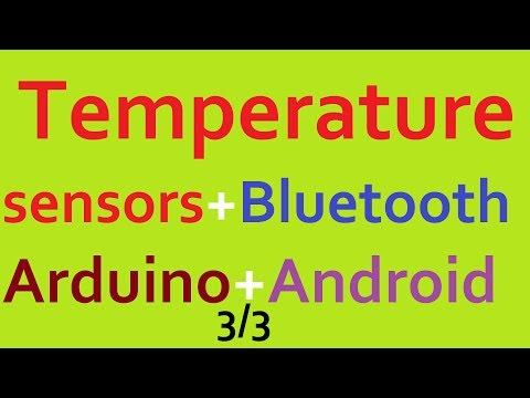 Thermometer Bluetooth Arduino For Pc - Download For Windows 7,10 and Mac