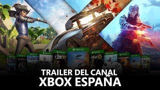 Tráiler del canal Xbox España