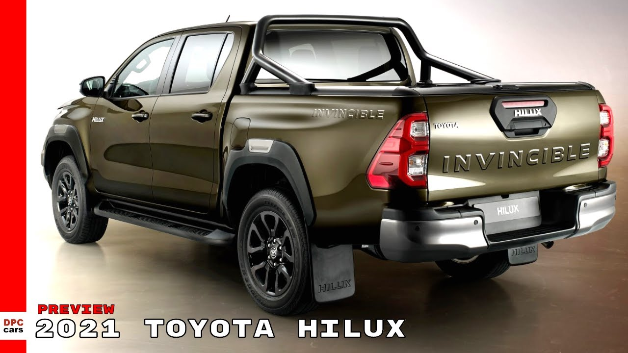 Toyota Hilux Invincible 2021 Price Philippines kuda