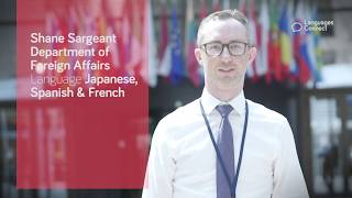 Shane Sargeant - Department of Foreign Affairs
