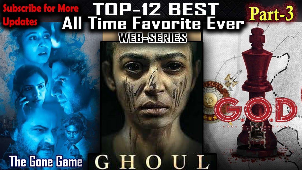 Top-12 Best Ever Hindi Web-Series Part-3, Until SEP-2020 l JL-50 l Betaal l Leila