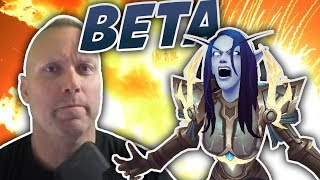 I GET BLOWN UP - Warrior & Paladin Dueling PvP Highlights - Battle For Azeroth Beta