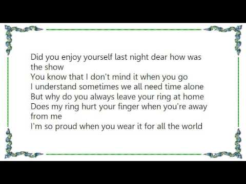 Charley Pride - Does My Ring Hurt Your Finger Lyrics