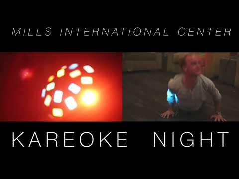 Karaoke Night Mills International Center 2017
