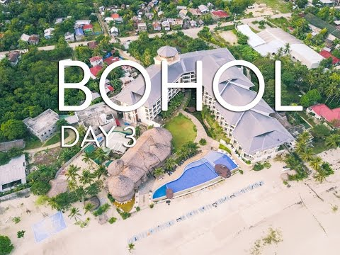 BOHOL | PANGLAO - VLOG DAY 3: THE PHILIPPINES