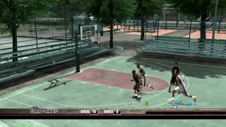 NBA 2K9 Gameplay (in HD)