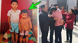 Это невероятно! Маленького мальчика похитили по дороге домой и только через 21 год его нашли.