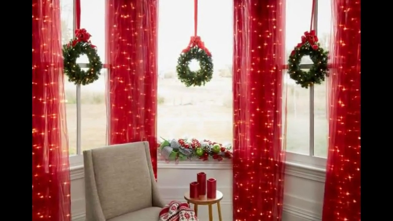 Indoor Christmas Decorations - YouTube