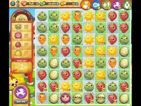 Farm Heroes Saga Level 417