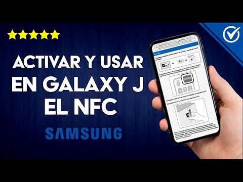 Cómo Activar y Usar en un Samsung Galaxy J el NFC - Fácil y Rápido