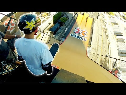 Skateboard Tricks That Look Impossible #6