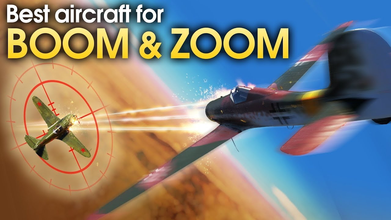 war thunder boom and zoom