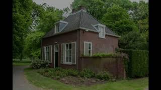 Rododendron pracht in Landgoed Clingendeal bij Wassenaar