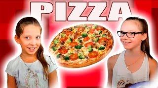 Рецепт пиццы. Как сделать пиццу. Kotoffe