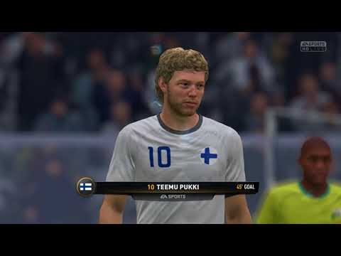 Finland v Solomon Islands - CWC Group D - 24/05/2018