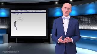 Was verrät die Sprache über einen Menschen? '15 Minuten Wirtschaftspsychologie' (1080p)