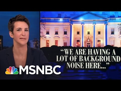 Trump Administration Makes Mess Spinning Spending Bill | Rachel Maddow | MSNBC