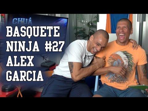 Basquete Ninja #27 - Alex Garcia