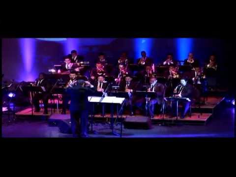 ''Not yet'' - Michel Camilo. Simón Bolívar Big Band Jazz