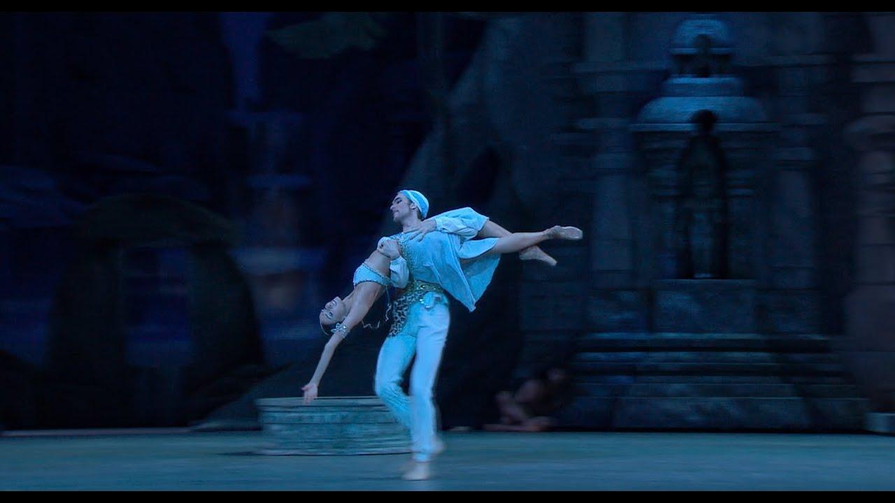 28/05 - трансляция балета «Баядерка »/ 28/05 La Bayadère - Bolshoi Ballet in cinema