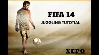 FIFA 14 JUGGLING TUTORIAL   PC CONTROLS