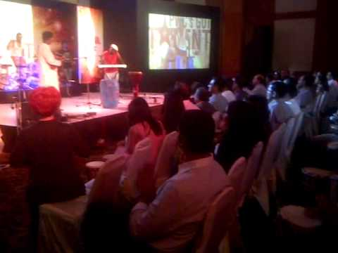 Thaalavattam at PWC's Got Talent Annual Event, Bangalore