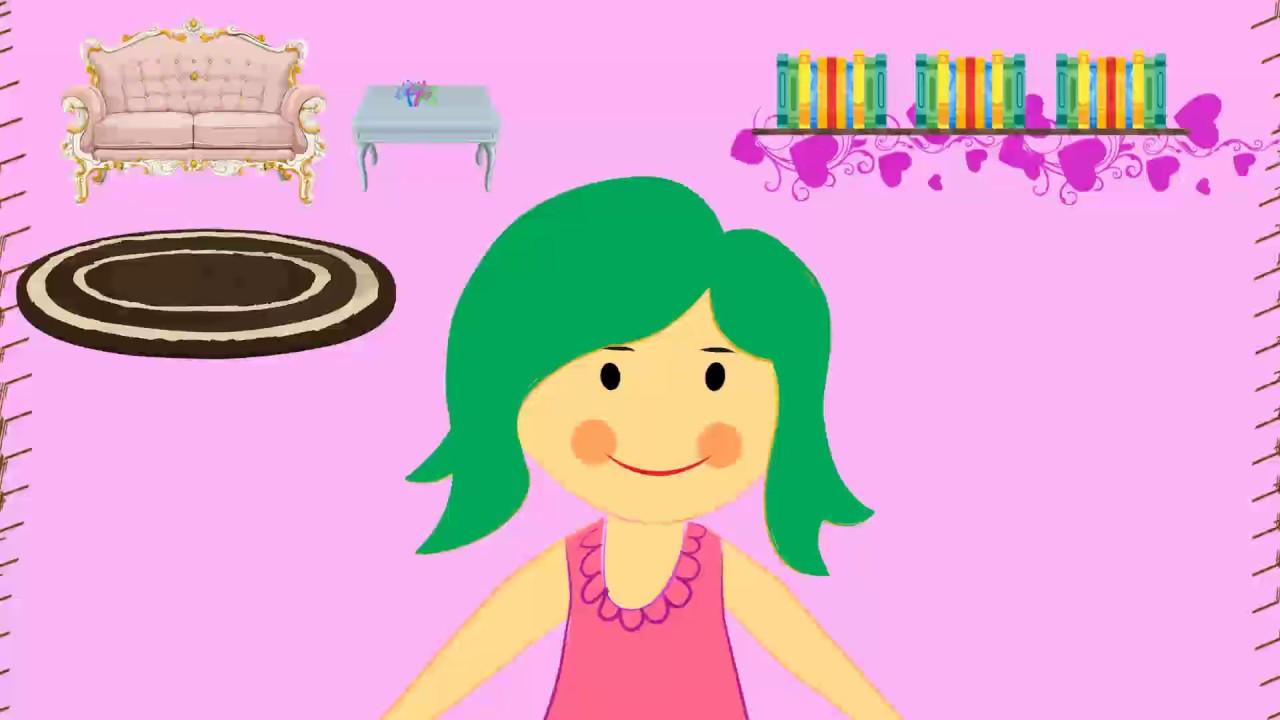 Saç Boyama Oyunu Learn Colors Youtube