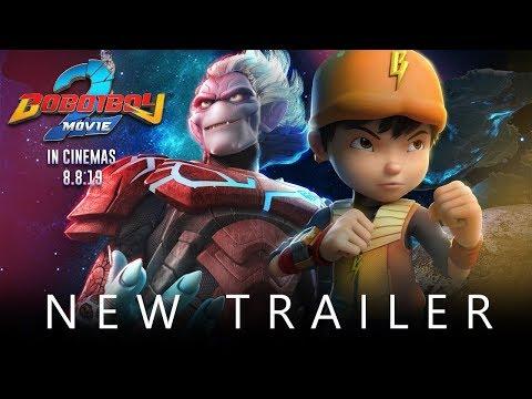 BoBoiBoy Movie 2 | OFFICIAL TRAILER - In Cinemas August 8!