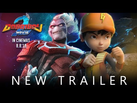 Image of BoBoiBoy Movie 2 | NEW OFFICIAL TRAILER - In Cinemas August 8!